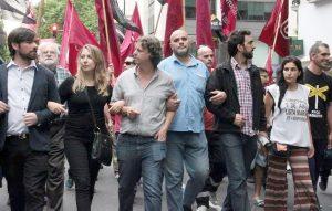 """Paro #6A Del Caño presagió """"una demostración contundente"""" y confirmó el apoyo al sindicalismo combativo que hará piquetes"""