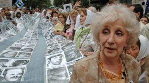 Estela Carlotto: «Este 2×1 aprobado por la Corte es abominable»