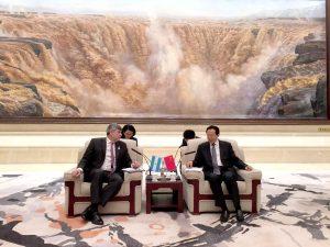 La Argentina busca diversificar la exportación de alimentos a China