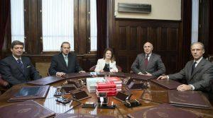 Marijuan reconoció que «no es sencillo» imputar a jueces de la Corte Suprema