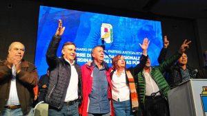 """""""Somos la garantía de que haya más federalismo y defensa de Córdoba"""", afirmó Schiaretti, al referirse a las Legislativas"""