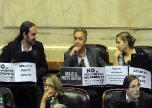 Con estrategia «a dos puntas», referentes del Partido Obrero impulsan juicio político a los jueces del 2×1
