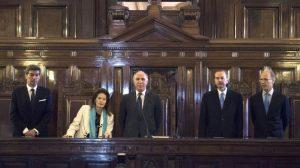 Miembros del máximo tribunal de Justicia imputados por su fallo del 2×1 para un represor