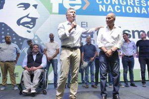 En el Día del Trabajador: Macri citó a Perón y prometió trabajo para todos los argentinos