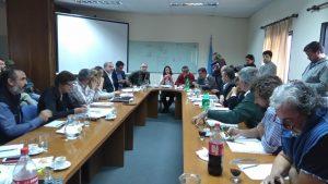 """Ley de Bosques: El FIT le cuestiona al oficialismo, """"simulacro"""" de participación y pide archivar proyecto de """"desmonte"""""""