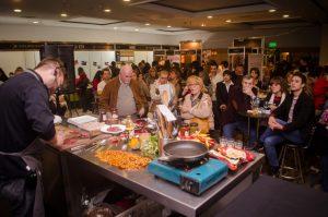 Turismo de la Nación presentará Plan CocinAR en Expo Delicatessen & Vinos