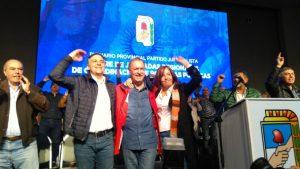 Legislativas: Según Schiaretti,  Llaryora es el indicado para encabezar la lista de diputados de UPC