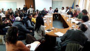"""Ley de bosques: Opositores le endilgan a UPC el encarar un proceso participativo """"trucho"""""""