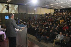 Schiaretti volvió a referirse al flagelo de la pobreza y la exclusión social en el país