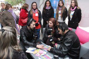 Salud/Mujer: Este lunes, Vigo lanza la campaña «Hoy empiezo por mí»