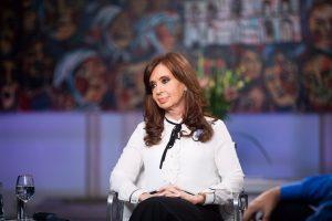 """Ante una potencial candidatura, CFK habló de ponerle """"límites"""" a este ajuste neoliberal"""