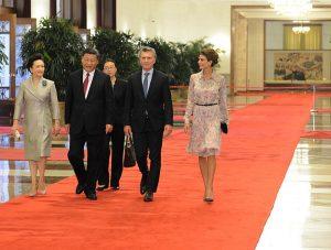 Macri y Xi Jinping rubricaron acuerdos por USD 15 mil millones