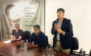 """Passerini: """"El Gobierno de Macri le envía mucha plata sólo a (los intendentes) de Cambiemos"""""""