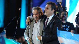 Pulso electoral: Solá dice que dudó, pero decidió quedarse con Massa