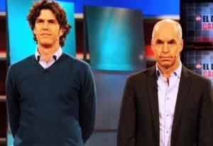 """Lousteau """"terminará presentándose y será un rival más"""", sostuvo Rodríguez Larreta"""