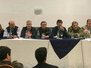 De cara a las elecciones, se escuchan duras críticas de Massei, Passerini y Calvo hacia el Gobierno macrista