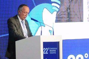 Miguel Acevedo asume la conducción de la Unión Industrial Argentina
