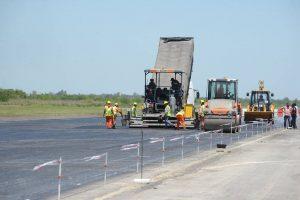 Según datos oficiales, hubo récord de consumo de asfalto durante abril