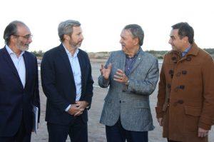 Nación financiará el 67% de la nueva planta de líquidos cloacales que demandará una inversión de $3.300 M