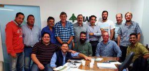 Ingenieros Agrónomos capacitarán a productores nucleados en los consorcios camineros