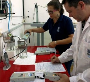 El  INTI Rosario produjo Material de Referencia Certificado para la calibración de etilómetros.