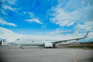 El flamante Boeing 737-800 ya forma parte de la flota de Andes Líneas Aéreas