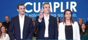"""Randazzo calificó de """"caprichoso"""" a Macri y dijo que Cristina """"cumplió una etapa"""