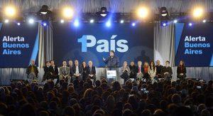 Libres del Sur abandonó 1País en territorio bonaerense