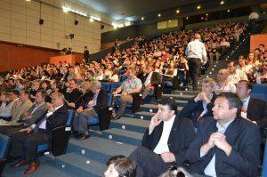 Por el turismo de reuniones, más de un millón de personas visitaron la provincia
