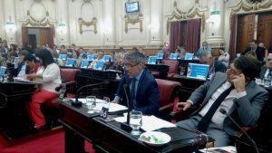 Fiel al estilo juecista, Quinteros ironizó con pregunta sobre la tarifa de EPEC para la consulta popular