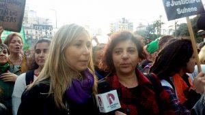 """#NiUnaMenos """"Exigimos que se tomen medidas urgentes contra la violencia machista"""", afirmó Bregman"""
