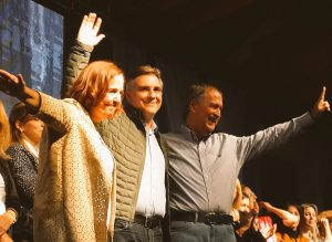 """Elecciones: Schiaretti puso """"en cancha"""" a la fórmula de UPC,  Llaryora – Vigo"""