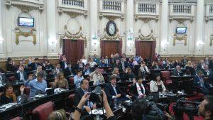 UPC y Cambiemos sancionó la ley que fija garantías de prestaciones mínimas de servicios ante una huelga