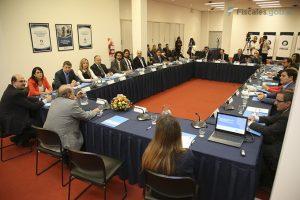 Reunión de trabajo de fiscales electorales por los comicios 2017