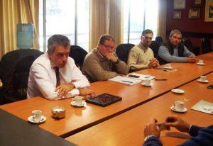 La dirigencia empresarial propone agenda de trabajo al Gobierno provincial debido al impacto de la tarifa de EPEC