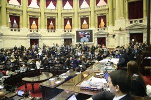 Por unanimidad, Diputados convirtió en ley el régimen de protección de víctimas