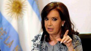 CFK criticó duramente a «La Anónima», el supermercado ligado a Peña y Braun