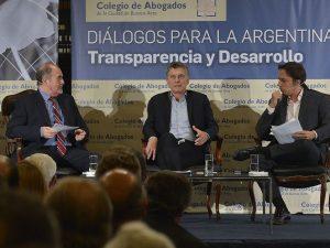 Macri negó vínculos con las coimas de Odebrecht