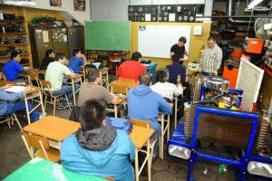 Amplia oferta de oportunidades educativas en Formación Profesional