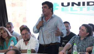 Interna PJ bonaerense: Espinoza garantizó a Randazzo que podrá participar en las PASO