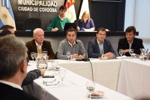 """Concejales opositores demandan """"una mesa de diálogo"""" para resolver el conflicto del transporte"""