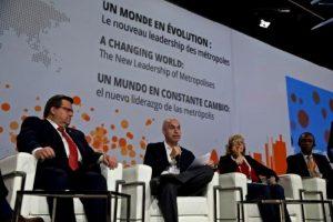"""Rodríguez Larreta en el Congreso Mundial de Metrópolis: """"Construir una ciudad integrada"""""""
