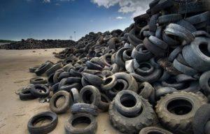 Promueven proyecto nacional para reciclado de neumáticos