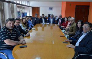 Campaña electoral: fuerzas políticas acordaron no colocar cartelería en zonas turísticas e históricas