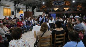 El Gobierno está encerrado en la «burbuja de su propio relato», afirmó Massa al criticar que no ve la «realidad» económica