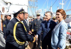 """Al conmemorar la fecha patria, Macri sostuvo que """"ser independientes significa que nuestro futuro depende de nosotros"""""""