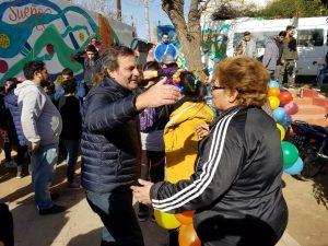 """Beltrán desafió a los otros candidatos para terminar con los """"privilegios"""" de los políticos"""