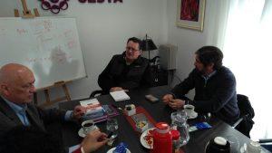 """Ante la polarización en Córdoba, Bonfatti resaltó la necesidad de """"una voz alternativa"""" como SOMOS"""