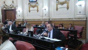 """El radical Nicolás cuestionó que en la Provincia """"lo único que aumenta es la deuda"""""""