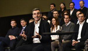 """Randazzo """"en desacuerdo con los fueros"""" al ex ministro De Vido"""